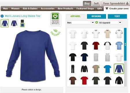 Sitios para dise a tu remera online taringa for Disenar habitacion 3d online gratis