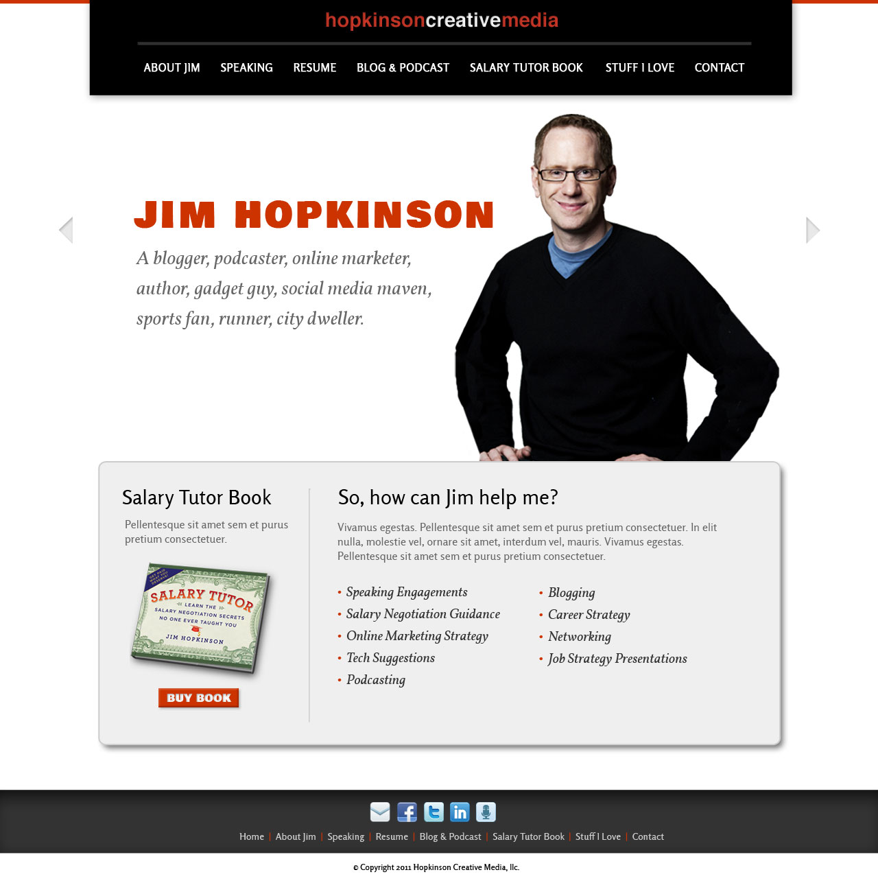 The Hopkinson Report Episode 165 How To Create A Personal