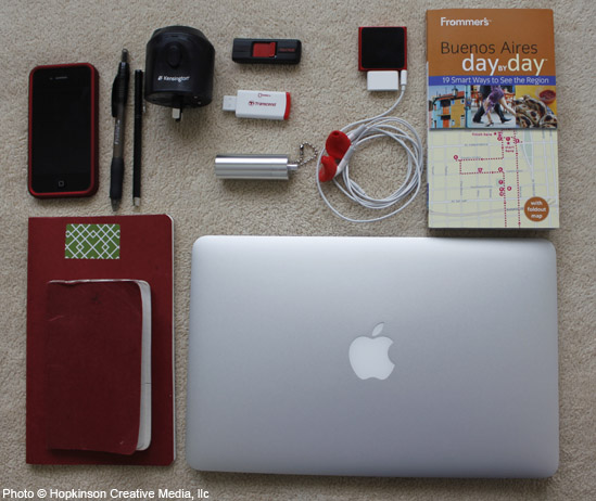 Gadgets for international travel