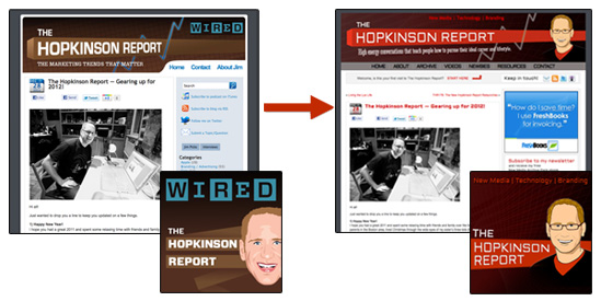 Hopkinson Report Relaunch