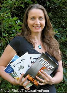 Joanna Penn interviewed on the Hopkinson Report