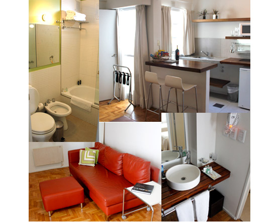 Soho Allsuites Photo Montage
