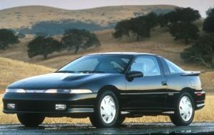 1990 Mitsubishi Eclipse Turbo