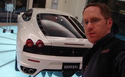 Ferrari Ritz-Carlton