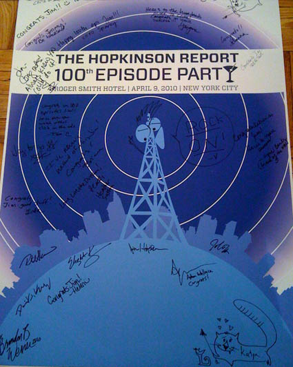 hopkinson-report-poster