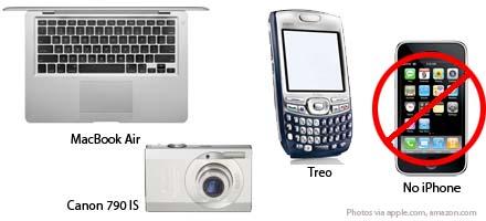 Julia's Gadgets