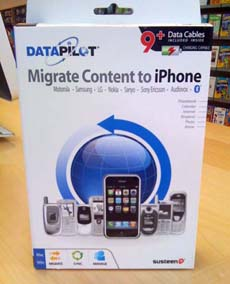 Migrate Content to iPhone