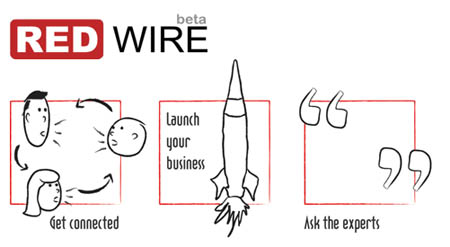 red-wire-logo