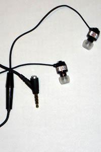 V-MODA Vibe Duo Earbud Headphones