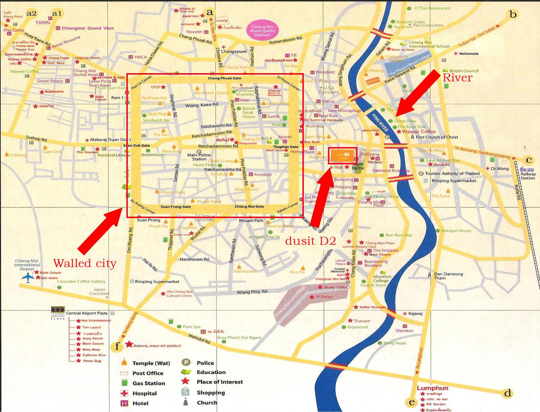 The Hopkinson Report » Hotel Review: dusit D2 in Chiang Mai ... on night market map, chiang mai night bazaar shopping, chiang mai thailand sweethearts, koh tao map, chiang mai sunday market,