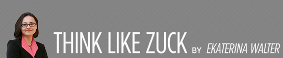 Ekaterina Walter Think Like Zuck