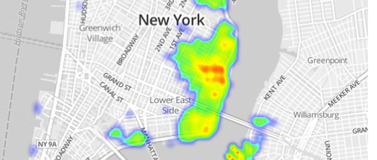 citibike-heatmap