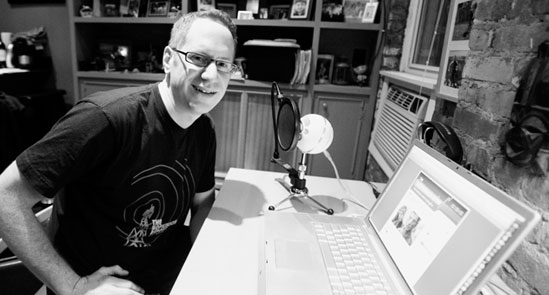 Jim-Hopkinson-Podcasting-Desk